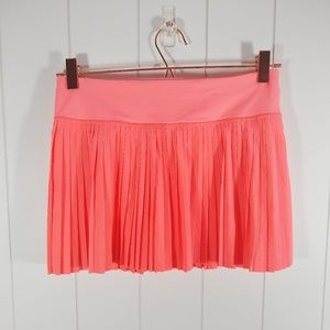 Lululemon Pleat To The Street II Running Skirt